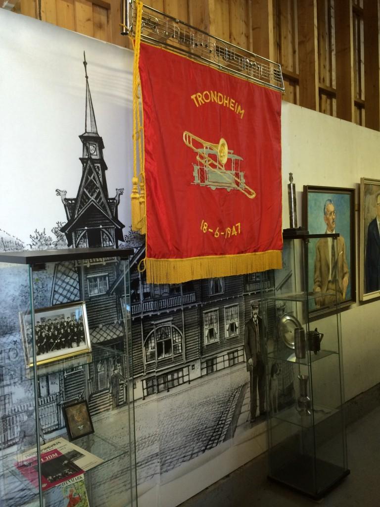 Sporveismuseet hat mottat arkivene fra kor og korpsvirksomheten hos Trondheim Sporvei og TT. Ny utstilling av året.