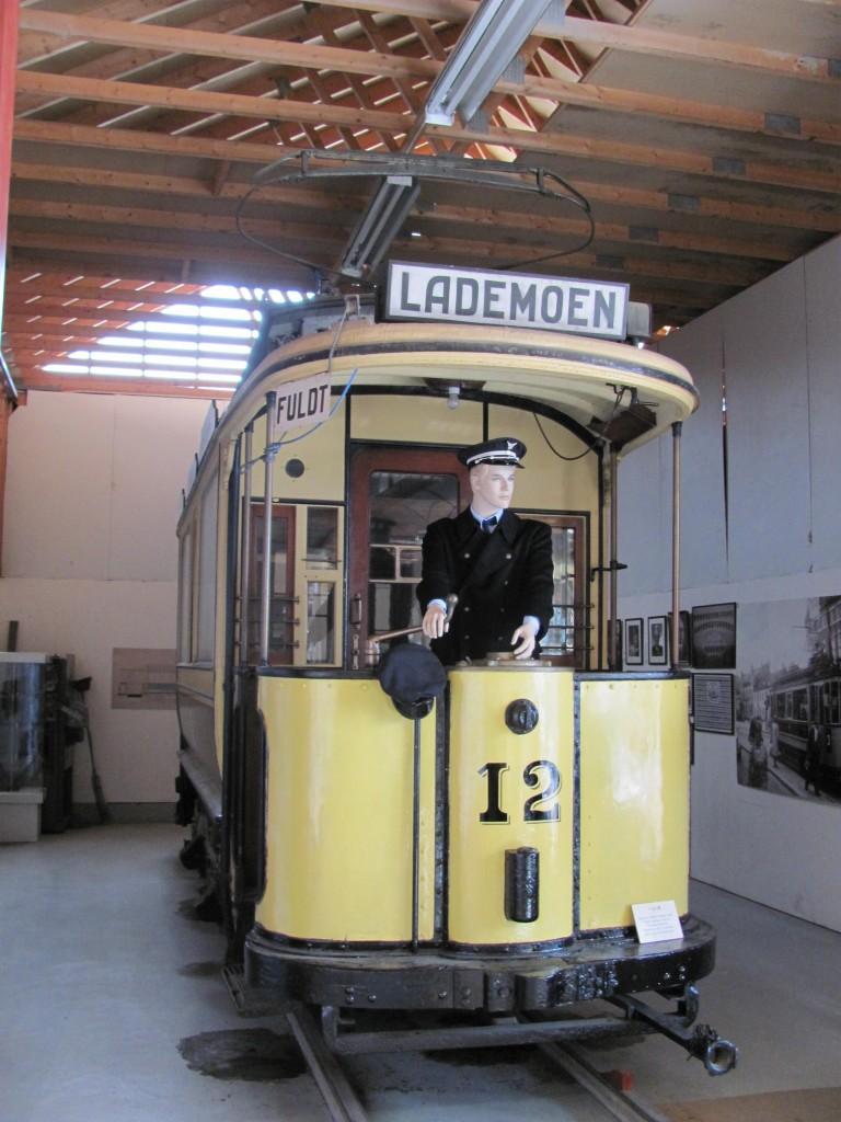 TS nr 12 på Sporveismuseet